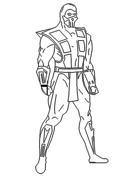 coloring pages for zero sub zero coloring pages free printable sub zero coloring