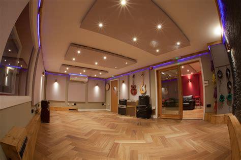 Live Room | rooms at silk mill recording studio neve ssl