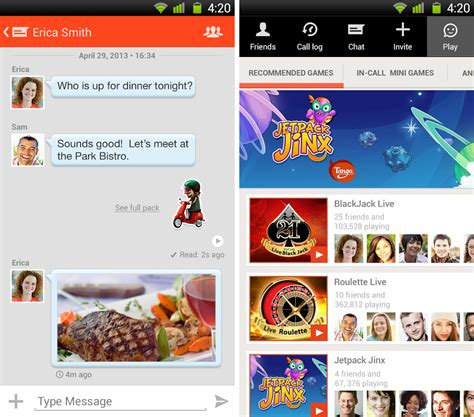 mobile chat the best chat apps for your smartphone