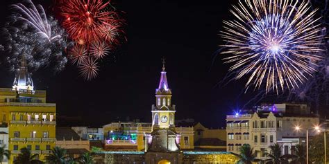 new year s eve in cartagena columbia