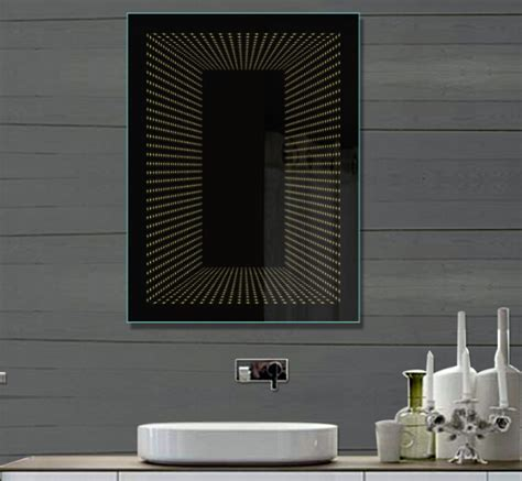 infinity bathroom mirrors modern hotel decorative led infinity mirror bathroom with