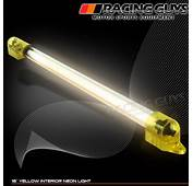 Sell 2 6x9 NEON LIGHT RINGS WITH SPEAKER GRILLS Motorcycle