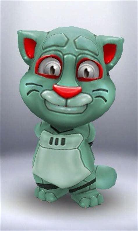 robot cat my talking tom wiki fandom powered by wikia