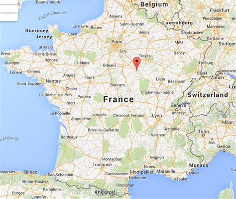 map usa and canada where is auxerre on map of france world easy guides