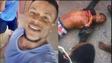 nephew of city council president shot killed in baltimore cultist who shot dead nephew of president buhari s aide
