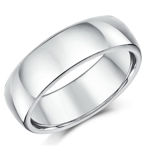Silver Wedding Bands by Silver Wedding Rings Plain Sterling Silver Wedding Bands