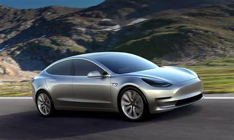 Tesla Auto Deutschland Model 3 Tesla Motors Deutschland