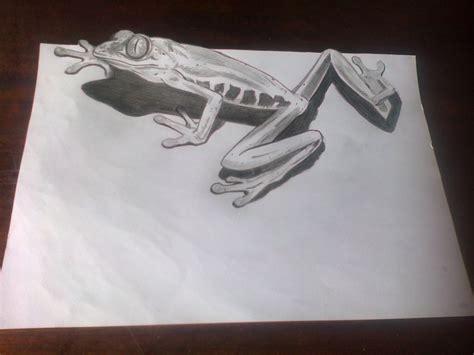 imagenes faciles para dibujar en 3d cobrando vida por juliobarillas dibujando