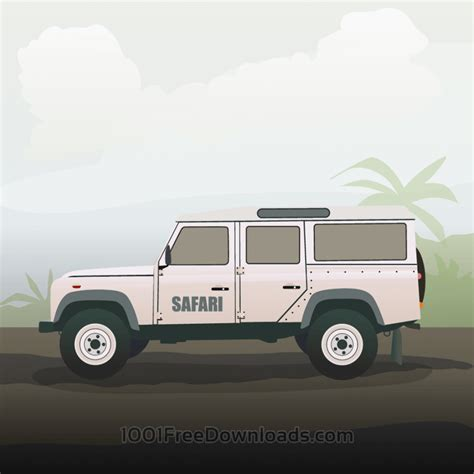 safari truck clipart safari clipart safari truck pencil and in color safari