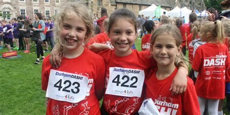 Durham County Property Records Record Number Of County Durham Schoolchildren Prepare For Dash Finals East