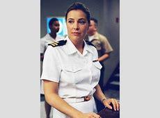 Lieutenant Loren Singer is one person you better watch out ... J.a.g.- Cast