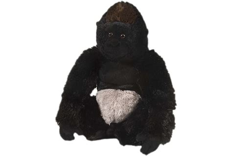 silverback gorilla stuffed animal monkey stuffed animal