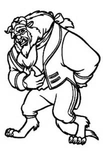 and the beast coloring pages and the beast coloring pages az coloring pages