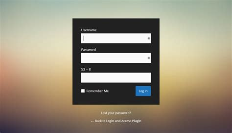 login layout customize 15 of the best custom login page plugins for wordpress