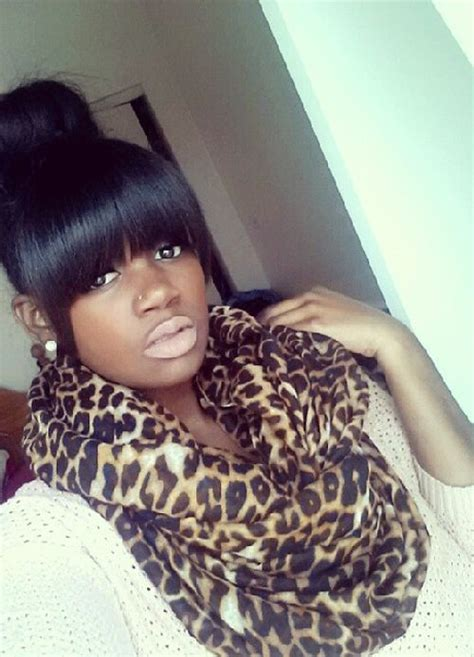 weave buns and bangs 101 best images about my weave styles on pinterest