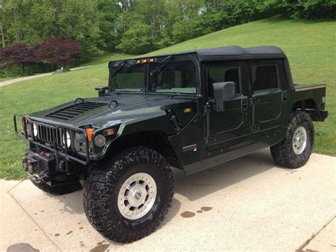hummer for sale 2001 hummer h1 for sale 1951466 hemmings motor news
