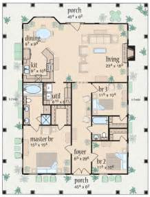 floor plans with porches ranch house floor plans with wrap around porch floor plans