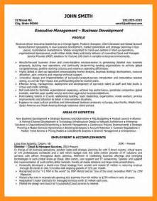 best corporate resume format 10 best executive resume format scholarship letter