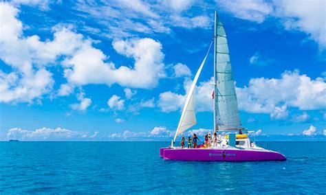 catamaran coral reef snorkel bermuda onboard experience royal caribbean international