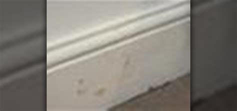 How to Clean skirting boards « Housekeeping