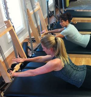 former owner of mahan gallery opens new pilates studio