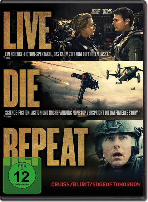 Live Die Repeat live die repeat dvd filme world of
