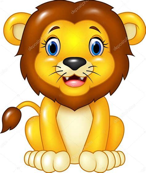 imagenes de leones animados leoncito animado www imgkid com the image kid has it