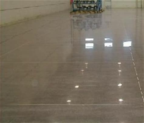 Polished Concrete   Macdonald Floorcovering Group