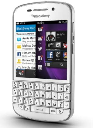 can a keyboard save blackberry? ailing firm reveals q10 it