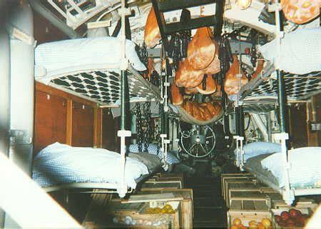 living u boat commanders inside u 505 at chicago the galleries uboat net