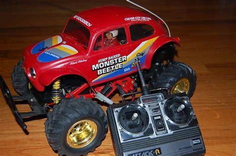 volkswagen tamiya tamiya vw monster baja beetle 1 10th original vintage r c