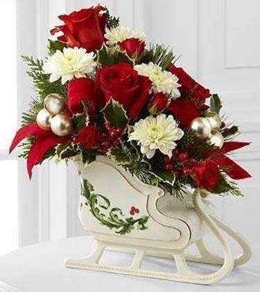 composizioni di fiori natalizi composizioni natalizie composizione fiori