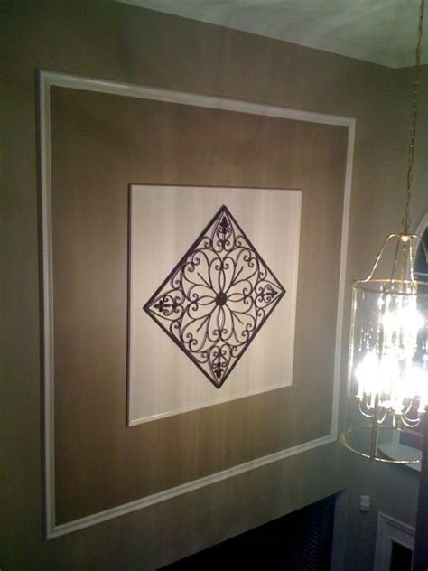 entryway wall art ideas 25 best ideas about decorating large walls on pinterest