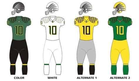 oregon duck colors do home teams wear white why dear sports fan