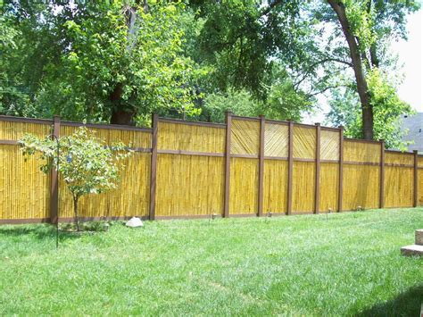 bamboo fence and gate ideas fence gate
