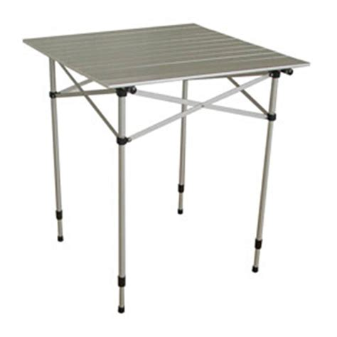 Roll Top Table by Stylish Cing 27x27x27 Quot Aluminum Roll Top Table