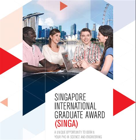 Scholarships For Graduate Students 2018 2019 Mba by Singapore International Graduate Award 2019 Scholarships