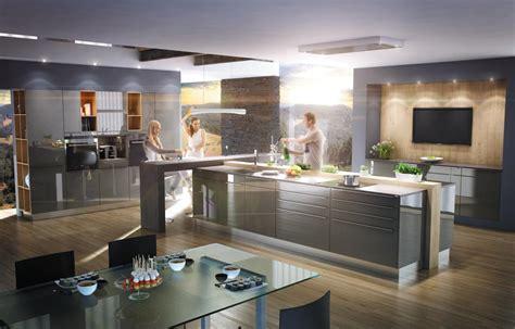 moderne kuchen moderne k 252 chen ewe planungswelten