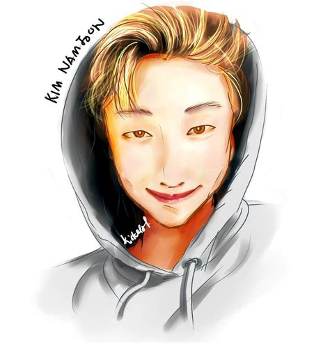 bts leader bts s leader fanart by kiskels7 on deviantart
