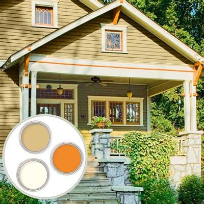 historic color palette bungalow all about exterior paint this house