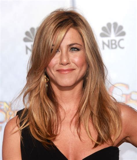 jennifer aniston bangs 25 best hairstyles with bangs 2017 pretty bangs hairstyles