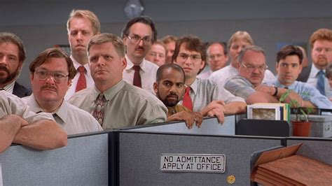 Office Space On Tv Office Space 1999