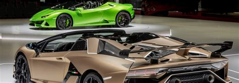 difference between lamborghini aventador coupe and roadster what s the difference between a spyder and a roadster
