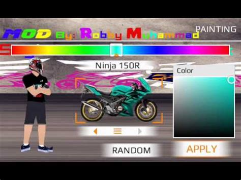 game drag bike mod indonesia drag racing mod indonesia jupiter suara asli doovi