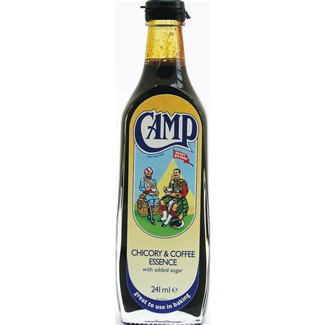 Buy Camp Chicory Coffee Essence 241ml Online at Bakers & Larners
