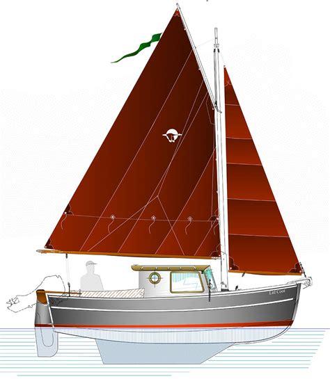 lit l coot full keel 18 devlin designing boat builders - Wooden Boat Keel Design