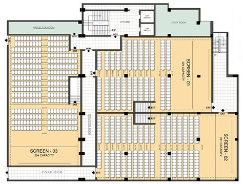 multiplex floor plans chandra pacific mall jamshedpur jharkhand india shopping