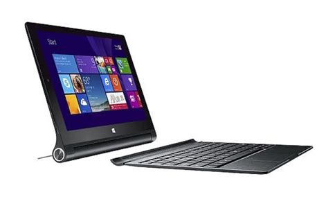 Tablet Lenovo Os Windows lenovo 2 32gb 10 1 quot tablet with keyboard dock and windows 8 1 os groupon