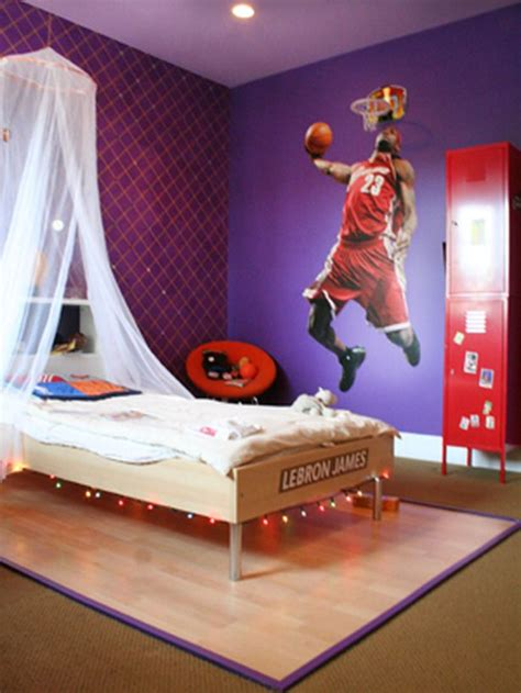 Basketball Net For Bedroom by Best 25 Basketball Themed Rooms Ideas On