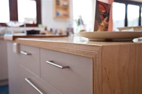 finish plywood for cabinets lumber yard chic 7 creative ways to decorate with wood